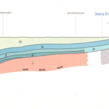 Seeing Noah's Flood in geological maps