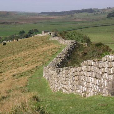 The mythology surrounding James Hutton, Hadrian's Wall and Siccar Point