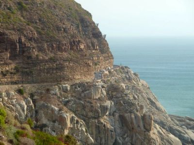 Cape Peninsula, South Africa, formed during Noah's Flood