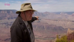 Don Prothero at Grand Canyon