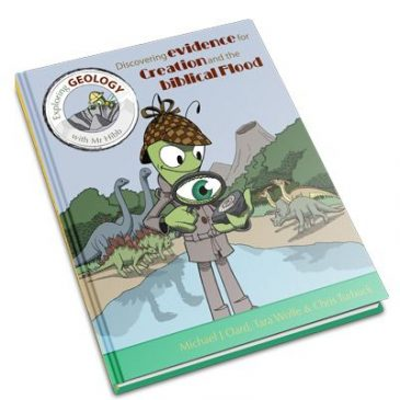 Great children's book: Exploring geology with Mr Hibb