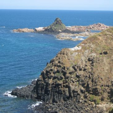 Phillip Island Excursion Site 6:  Pyramid Rock