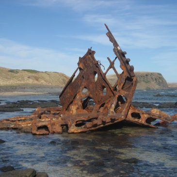 Phillip Island Excursion Site 5: Wreck of the SS Speke