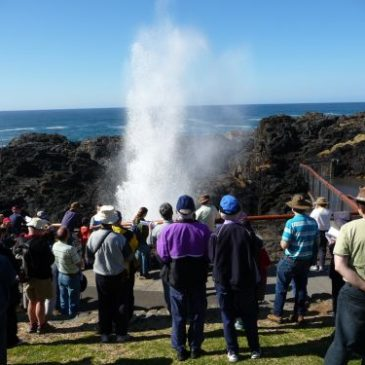 The Blowhole, Kiama, New South Wales