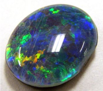 Opals form in weeks