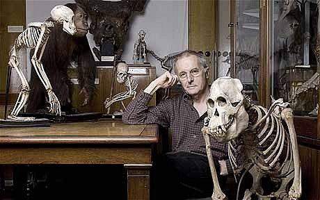 Steve Jones and Hans Christian Andersen