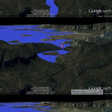 Carnarvon Gorge from Battleship Spur as Noah's Flood receded