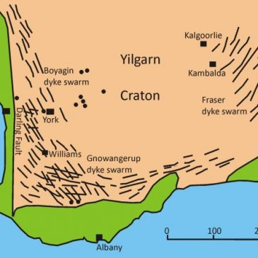 Geological History of the Perth region, Western Australia, within a biblical framework