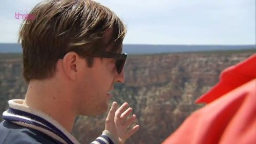 BBC Conspiracy Road Trip about creationism visits Grand Canyon