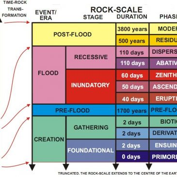Applying the biblical geological model in South Africa
