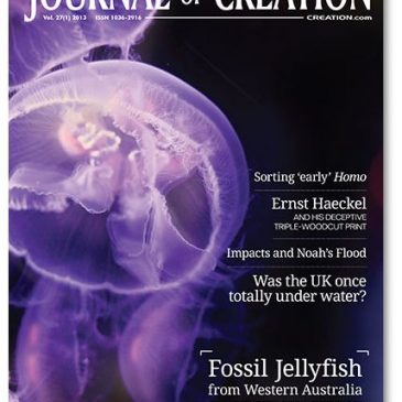 Geology papers in latest Journal of Creation