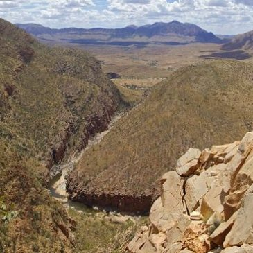 Ormiston Gorge, Central Australia