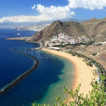 The Canary Islands formed late in Noah's Flood, and afterwards